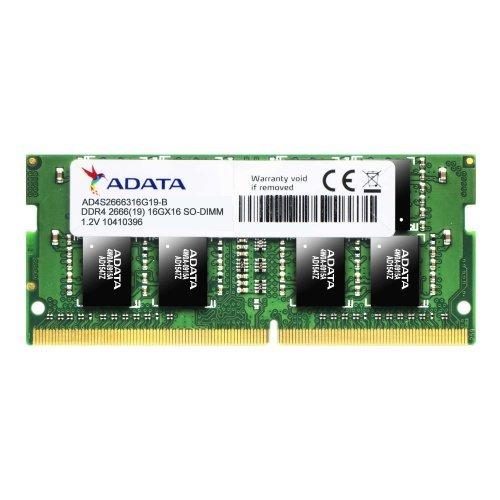 RAM памет DDR4 SODIMM 8GB 2666MHz Adata (снимка 1)