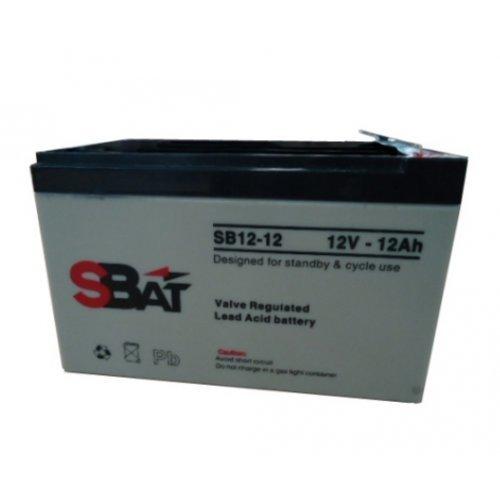 Батерия за UPS SBat12-12, 12V, 12Ah (снимка 1)