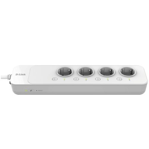 Разклонител D-Link DSP-W245, Wi‑Fi Smart Power Strip (снимка 1)