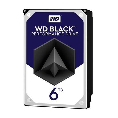 Твърд диск Western Digital 6TB, Black 3.5, WD6003FZBX, SATA3, 256MB, 7200rpm (снимка 1)