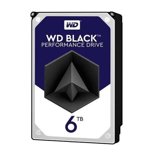Твърд диск Western Digital 6TB, Black WD6003FZBX, SATA3, 256MB, 7200rpm (снимка 1)