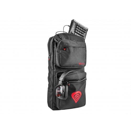 Чанта за лаптоп Genesis Pallad 300 NBG-1070, Gaming Backpack (снимка 1)