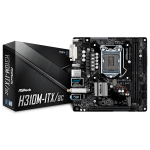 ASRock H310M-ITX/AC, LGA1151 (Дънни платки)