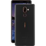 Nokia 7 Plus Dual SIM, Black (Смартфони)