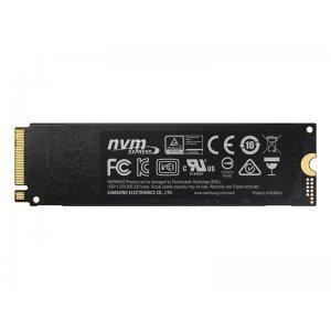 SSD Samsung 500GB, 970 EVO, PCI Express 3 x4, NVMe 1.3, M.2 2280, MZ-V7E500BW (снимка 2)