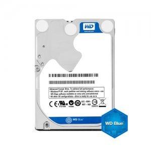"""Твърд диск Western Digital 2TB Blue WD20SPZX, SATA3, 128MB, 5400rpm, 2.5"""" 7mm (снимка 2)"""