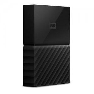 "Външен твърд диск Western Digital My Passport Thin 2TB, 2.5"", USB3.0, Black (снимка 2)"