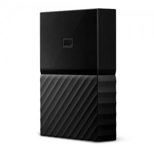 "Външен твърд диск Western Digital My Passport Thin 2TB, 2.5"", USB3.0, Black (снимка 3)"