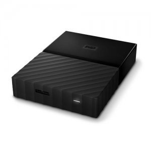 "Външен твърд диск Western Digital My Passport Thin 2TB, 2.5"", USB3.0, Black (снимка 4)"