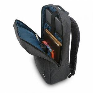"Чанта за лаптоп Lenovo GX40Q17225, 15.6"" B210 Backpack, Black (снимка 2)"