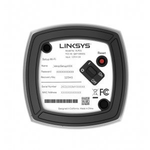 Безжичен рутер Linksys WHW0101, AC1300 Velop Junior Mesh (снимка 6)
