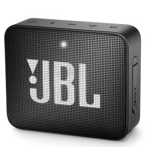 Тонколони за компютър JBL GO 2, Bluetooth, Black (снимка 1)
