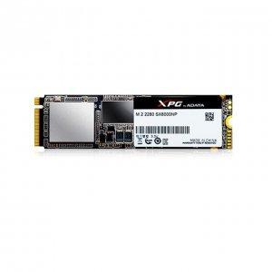SSD Adata 1TB XPG SX8000, PCI Express 3 x4, M.2 2280 (снимка 3)