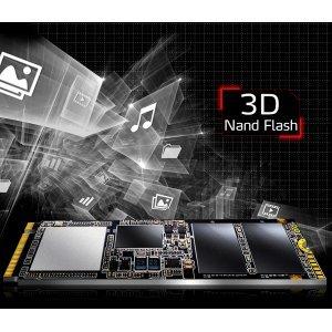 SSD Adata 1TB XPG SX8000, PCI Express 3 x4, M.2 2280 (снимка 2)