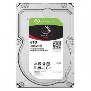 Твърд диск Seagate 6TB IronWolf ST6000VN0033 SATA3  256MB 7200rpm (снимка 1)