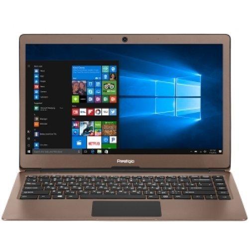 "Лаптоп Prestigio SmartBook 133S, PSB133S01ZFP_DB_BG, 13.3"", Intel Celeron Dual-Core, с БДС (снимка 1)"