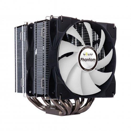 Въздушно охлаждане на процесор Gelid Phantom (снимка 1)