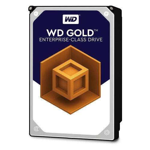 Твърд диск Western Digital 12TB, Gold 3.5, WD121KRYZ, SATA3, 256MB, 7200rpm (снимка 1)