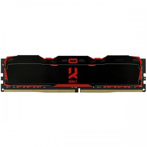 RAM памет DDR4 16GB 3000MHz CL16 IRDM X Black Goodram (снимка 1)