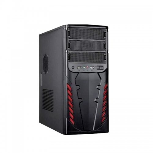 Компютърна кутия Goldenfield 1076B, 550W PSU (снимка 1)