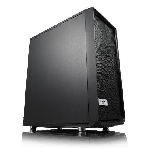 Компютърна кутия Fractal Design Meshify C, Black (снимка 1)