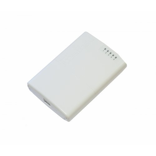 Суич MikroTik PowerBox RB750P-PBr2 (снимка 1)