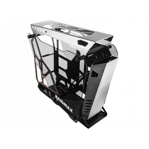 Компютърна кутия Raidmax X08, Black (снимка 1)