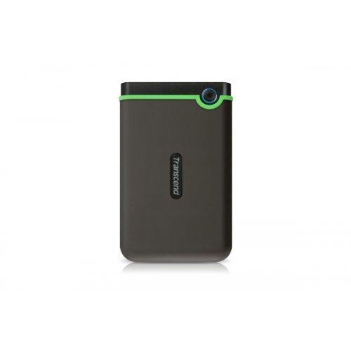 """Външен твърд диск Transcend StoreJet 25MC, 2TB, 2.5"""", USB3.1, TS2TSJ25MC (снимка 1)"""