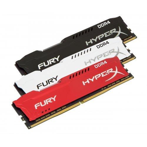 RAM памет DDR4 PC Kit 16GB(2x8GB) 2933MHz, Hyper X Fury Kingston (снимка 1)