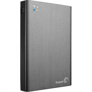 "Seagate Wireless Plus, 1TB, 2.5"", USB3.0, WiFi, STCK1000200 (снимка 1)"