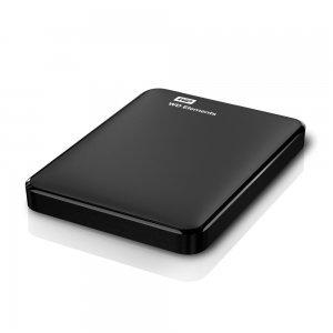 """Western Digital Elements, 500GB, 2.5"""", USB3.0, WDBUZG5000ABK (снимка 2)"""