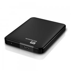 """Western Digital Elements, 500GB, 2.5"""", USB3.0, WDBUZG5000ABK (снимка 3)"""
