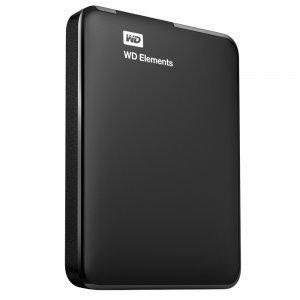"""Western Digital Elements, 500GB, 2.5"""", USB3.0, WDBUZG5000ABK (снимка 4)"""