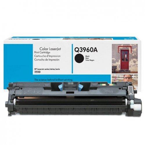 HP 122A LaserJet Тонер касета, Цвят: Черен, Q3960A (снимка 1)