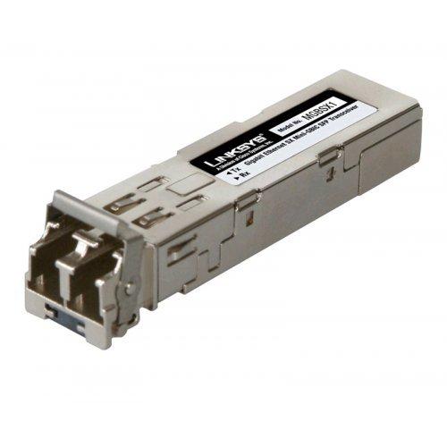 Cisco MGBSX1, Gigabit Ethernet SX mini-GBIC SFP transceiver (снимка 1)