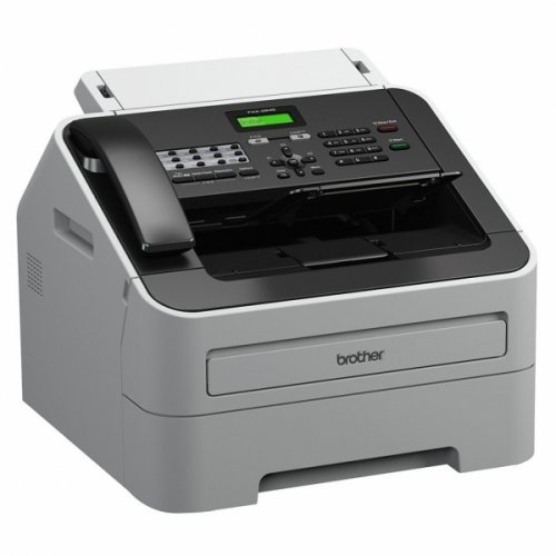 Brother FAX-2845 Laser, 16 MB, 300 x 600 dpi, 33,600 bps (with Automatic Fallback), Up to 20 pages (80 g/m2); Up to 30 pages (staggered) (снимка 1)