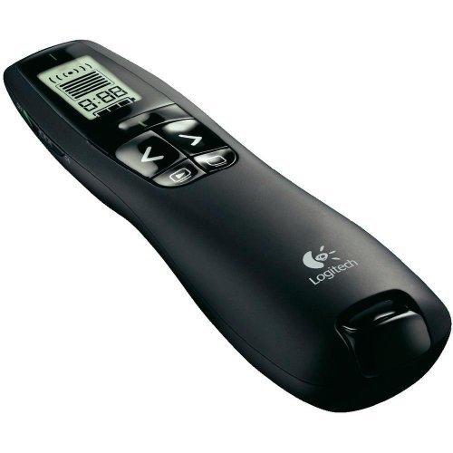Презентер Logitech Professional Presenter R700, Wireless, Red Light Laser, 30 meters range, USB (снимка 1)