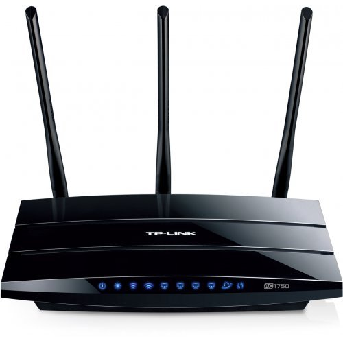 TP-Link Archer C7, AC1750 Wireless Dual Band Gigabit Router (снимка 1)