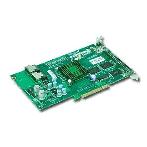 SuperMicro AOC-USAS2-L8IR, Supermicro 6Gb/s Eight-Port SAS Internal RAID Adapter (снимка 1)