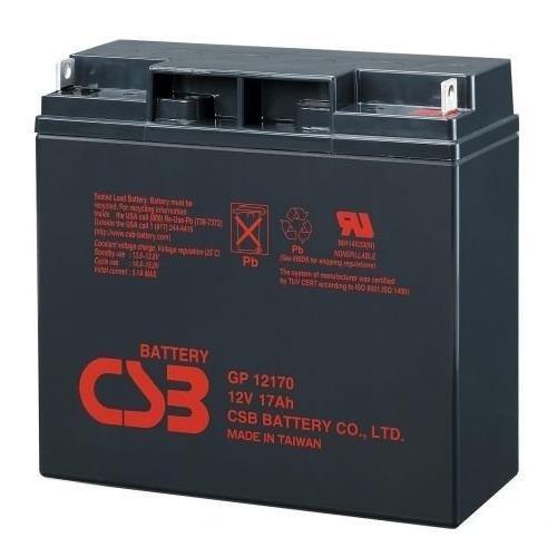 Батерия за UPS CSB Battery 12V 17Ah, GP12170 (снимка 1)
