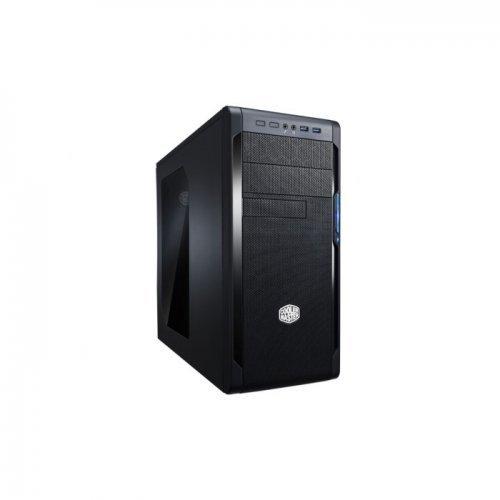 Cooler Master N300, Black, USB 3, без захранване (снимка 1)