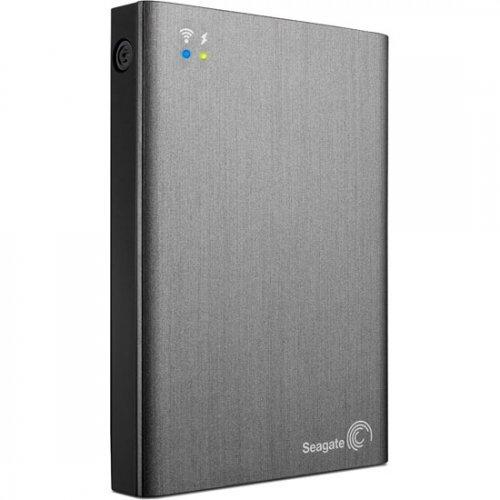 "Seagate Wireless Plus, 1TB, 2.5"", USB3.0, WiFi, STCK1000200 (снимка 1)"