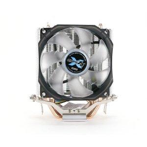 Въздушно охлаждане на процесор Zalman CNPS7X LED+ (снимка 2)