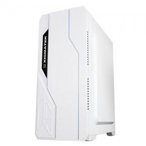 Компютърна кутия Xigmatek Eden-Plus, White (снимка 2)