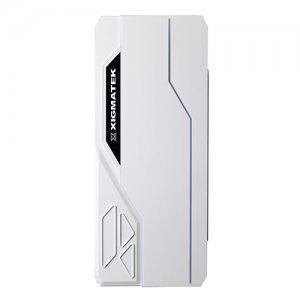 Компютърна кутия Xigmatek Eden-Plus, White (снимка 3)