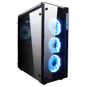 Компютърна кутия Xigmatek Prosper RGB (снимка 2)