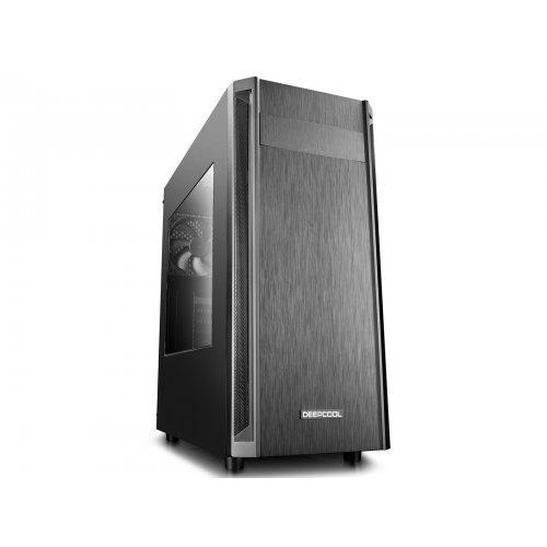 Компютърна кутия DeepCool D-Shield V2, Black (снимка 1)