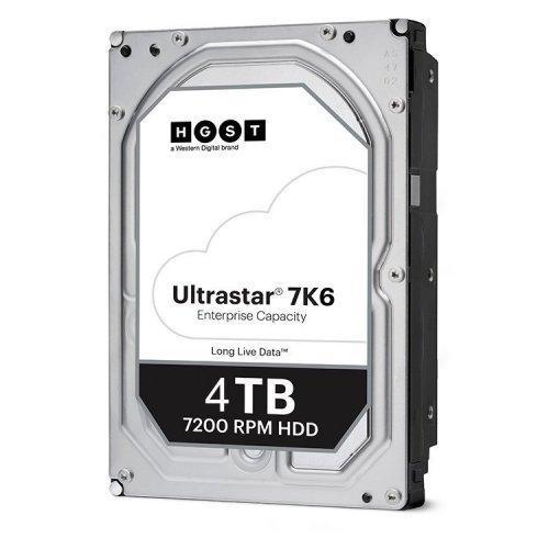 Твърд диск Hitachi 4TB Ultrastar DC HC310 7K6, SATA3, 256MB, 7200rpm (снимка 1)