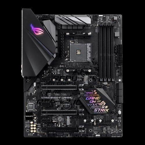 Дънна платка Asus ROG Strix B450-F Gaming, AM4 (снимка 1)
