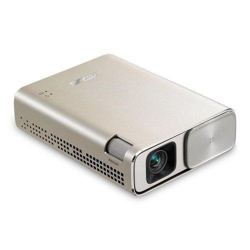 Дигитален проектор Asus ZenBeam E1, Gold (снимка 1)